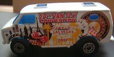 Matchbox L.E.Custom Chevy Van 24TH Van Toy Convention Diecast Van