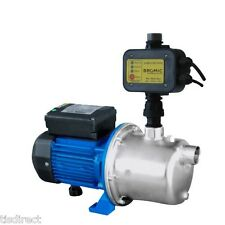 BROMIC 40L WATERBOY JET PUMP W/CONTROLLER - 2 YEAR REPLACEMENT WARRANTY