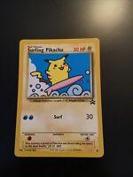 Pokemon - Surfing Pikachu  Black Star Promo  # 28 Mint  Never Played! PSA 9? 10?