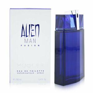 Thierry Mugler Alien Man Fusion Eau De Toilette Spray 100 ml