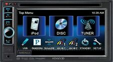 Kenwood DDX319 Double Din Touchscreen Stereo with DVD/CD receiver