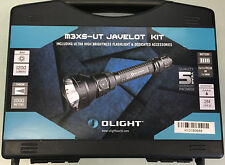 OLIGHT M3XS-UT-KIT Javelot 1200 Lumens Ultra-Thrower Cree XP-L LED Flashlight.