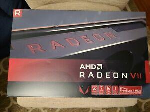 AMD Radeon VII 16gb HBM2