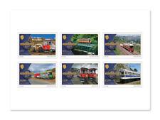 Manx Electric Railway 125th ANNIVERSARY SET Comme neuf (WK31)