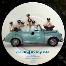 """Madness - Driving In My Car - 1982 - 7"""" Picture Disc"""