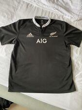 New Zealand All Blacks Rugby Shirt XL
