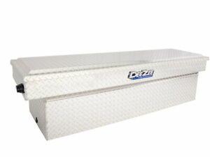 For 2007-2019, 2021 GMC Sierra 3500 HD Bed Rail to Rail Tool Box Dee Zee 24841XM