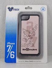 Disney Protective * MICKEY WIZARD * IPhone Case Fits 6/7 from Park D-Tech SEALED