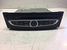 2008 RENAULT KOLEOS RADIO CD PLAYER MP3 28185JY01A