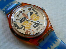 1994 Spring Summer Collection Automatic swatch watch Arcimboldo SAO100.