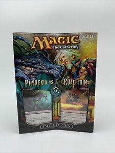 Phyrexia vs Coalition Duel Decks Brand New Sealed SALE🔥