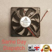 12V 2Pin DC Brushless 8cm 80x80x15mm 80mm Computer Case Cooling Fan