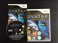 jeux nintendo wii AVATAR THE GAME