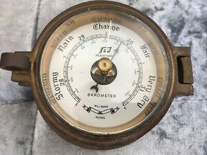 PLASTIMO Barometer/Brass Barometer