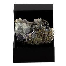 Bournonite, Quartz, Fluorite, Pyrite. 417.9 cts. Naica, Chihuahua, Mexique