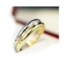 Lovely Engagement ring or Wedding band - or Both?  Who says you need two rings?