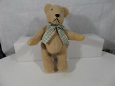 """Bear Jointed Mohair 16""""x6"""".not signed"""