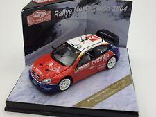 Citroën Xsara WRC #3 Loeb Monte Carlo 2004 Vitesse 43204 1/43