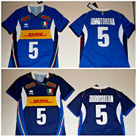 Details about  /6687 ERREA Fipav Giannelli Tank Top Shirt *Faults* Volleyball Trentino