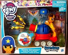 My Little Pony Guardians of Harmony Cheese Sandwich Pony with Party Tank BNIB