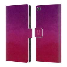 Fundas y carcasas Para Huawei P8 color principal morado para teléfonos móviles y PDAs Huawei