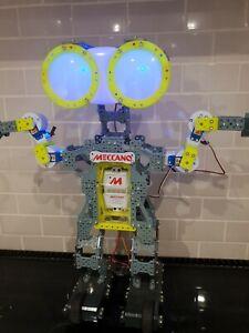 Meccano Meccanoid G15 Personal Robot -  Very Good Condition 91763