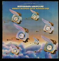 VINYL LP Jefferson Airplane Thirty Seconds Over Winterland 1st PRESSING NM