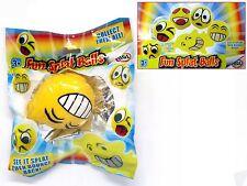 Splat emoción cara sonriente Bola Gracioso tirar Ventana Pared Niños fridget Sensorial Juguete
