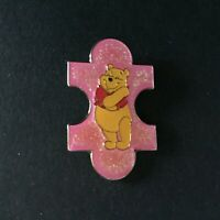 Pooh & Pals Puzzle Piece Set Winnie the Pooh Only Retired Disney Pin 532