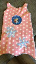 Frozen Elsa & Anna Fleece Kleid Tunika Gr 110/116/122 DIY Selfmade NEU