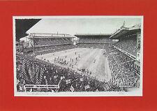 Arsenal FC - Highbury . Limited Edition Stadium Art Print by Stuart Herd