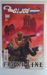 G.I. Joe: Frontline #3 (2002) Image Comics 9.4 NM Comic Book