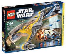 Lego Star Wars Naboo Starfighter (7877) Neuf & neuf dans sa boîte