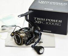 Shimano 17 Twin Power XD C3000XG Spinning Reel New Free Shipping Japan Model