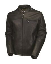 RSD Ronin Leather Jacket Black MD/Medium 0801-0200-0053