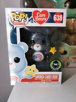 Funko pop care bears - America Cares Bear 638 Glitter Exc
