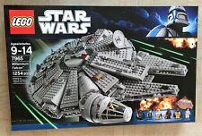 NEW Lego 7965 Star Wars Millennium Falcon FACTORY SEALED