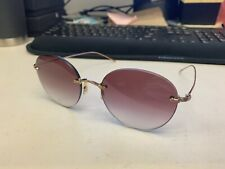 BRAND NEW Authentic Oliver Peoples OV1264S Coliena 50378H Rose Gold Sunglasses
