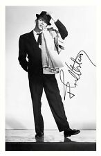 FRANK SINATRA AUTOGRAPHED SIGNED A4 PP POSTER PHOTO