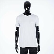 "DIOR 550$ ""CD"" Icon Tshirt In White Cotton Jersey"