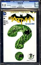 Batman #29 CGC 9.8 Emerald City Comic Con Exclusive 2014