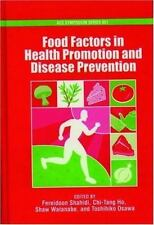 Food Factors in Health Promotion and Disease Prevention (ACS Symposium-ExLibrary