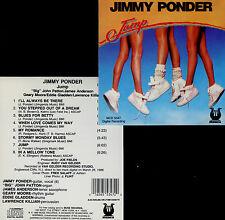 JIMMY PONDER jump BIG JOHN PATTON