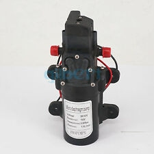 DC 12V 15W Diaphragm Water Pump Self-priming Booster Pump Automatic Switch Y13