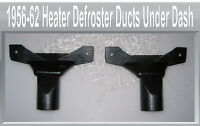 Corvette Parts 1956 1957 1958 1959 1960 1961 1962 Dash Heater Defroster Ducts