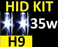 H9 35W HID KIT 4300k 6000k 8000k 10000k 12v 24v - 2 yr warranty Melbourne seller