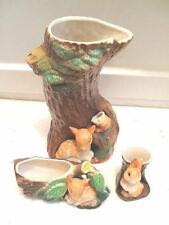 Animals Decorative Hornsea Pottery