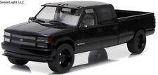 1997 Chevrolet C250 truck 1:18  Greenlight 19016 BLACK