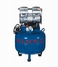 1pc One for two silent oil-free Noiseless oilless air compressor SKI-2EW KOLA