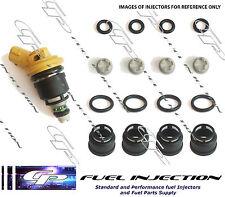 Subaru wrx sti jaune jecs côté alimentation carburant injecteur service/kit réparation CP-YEC4